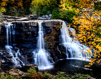 Blackwater Falls in Fall_8583