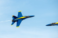 Blue Angles Knife Pass