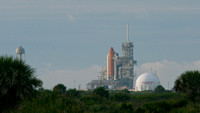Space Shuttle Atlantis on Lanch Pad Launch Pad 39A--_CDS9831