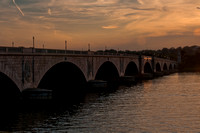 Sunset of the Potomac River (3)