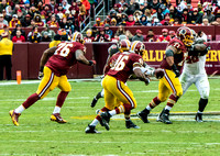 Washington Redskins Football Game-0804