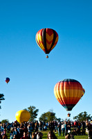 Colorado Springs Balloon Fest and Velodrome