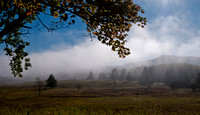 Early Morning Fog Canaan Valley