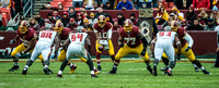 Washington Redskins versus Tampa Bay Buccaneers Football Game November 16, 2014